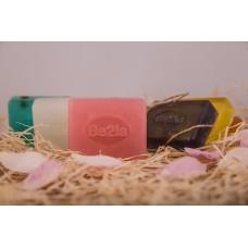 Ručně vyráběná glycerinová mýdla Be2la (100 g)